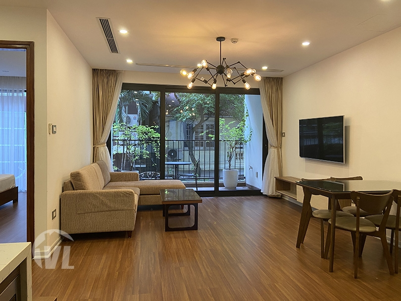 222 budget 2 bedroom apartment in Tay Ho