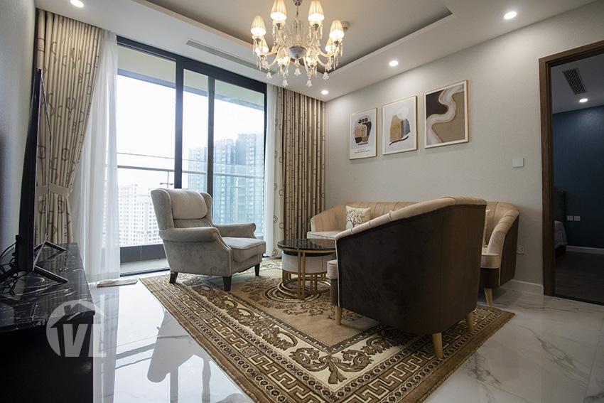 222 Balcony 3 bedroom apartment in S5 building sunshine city