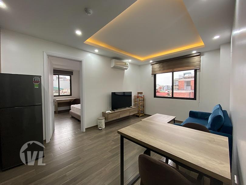 222 Quiet 1 bedroom apartment in Tay Ho Street