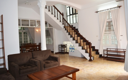 Furnished 5 bedrooms house to rent in To Ngoc Van area