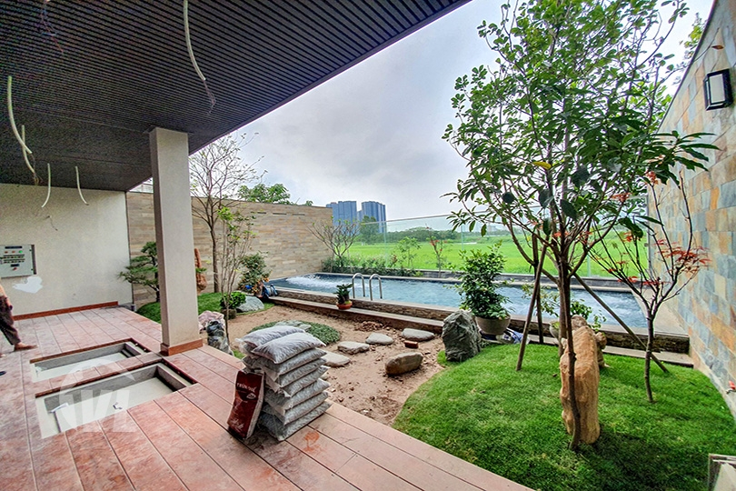333 Furnished house in Ciputra with swimming pool and open view