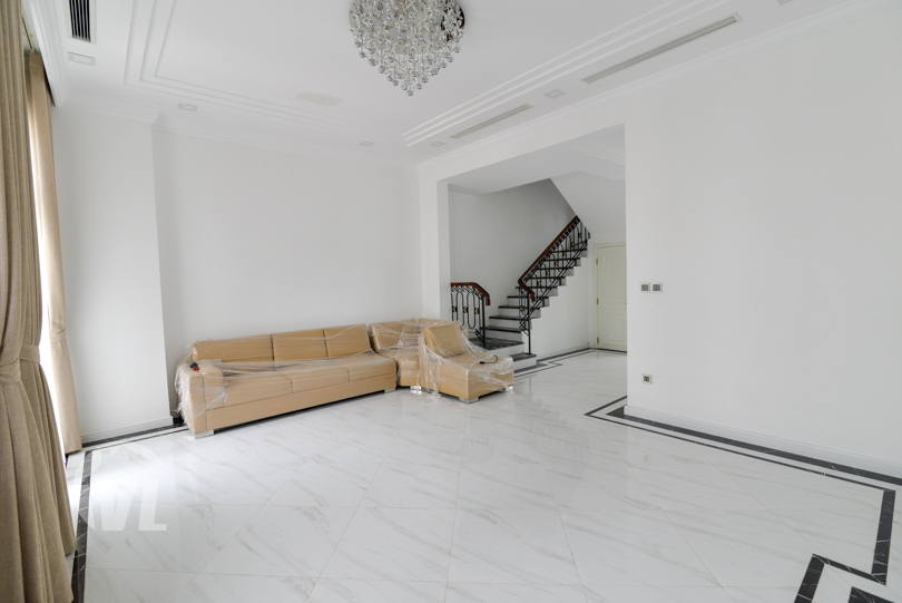 333 Furnished house to lease on Nguyet Que Vinhomes Harmony