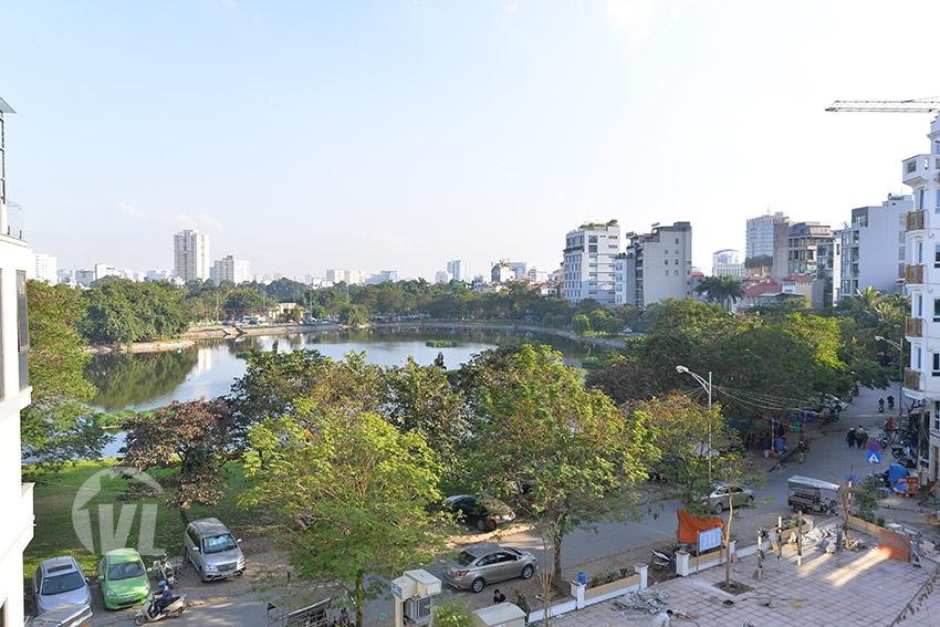 222 Ho Ba Mau 2 bedroom apartment for rent