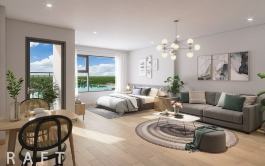 Apartment at Imperia Smart City for sale