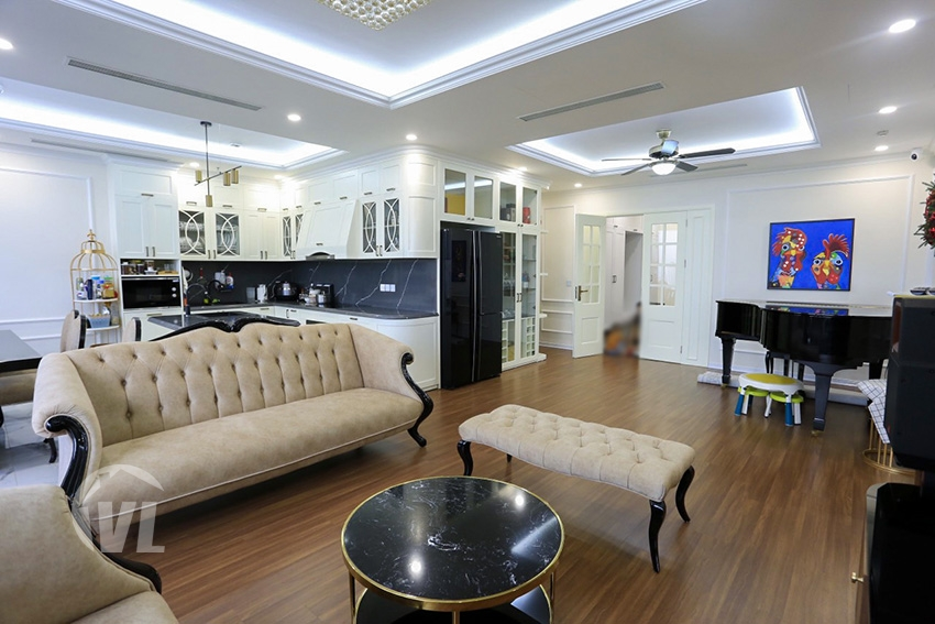 222 Modern furnished Sunshine City duplex for rent at S5 tower