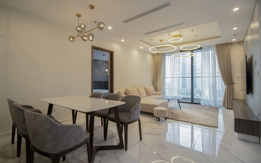 Modern good quality 3 bedroom apartment for rent in Sunshine City