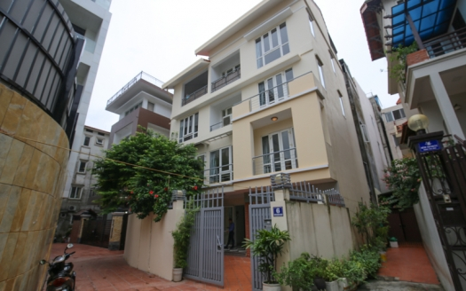 Modern house to rent in Tay Ho close to the West Lake 4 beds 4 baths