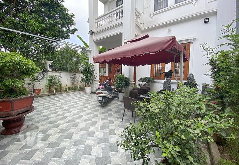 333 4 bedroom garden house in Long Bien with River view