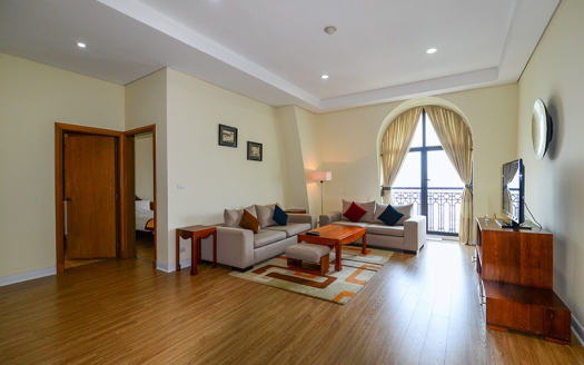 High floor serviced apartment in Pacific Place Hanoi