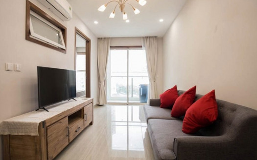 Renovated 2 bedroom apartment for rent in L4 Ciputra