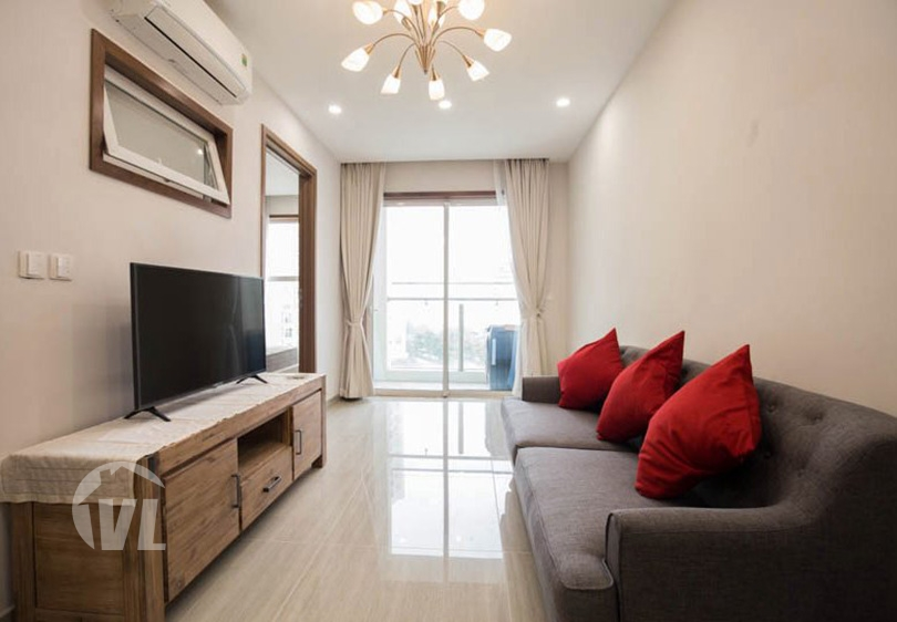 222 Renovated 2 bedroom apartment for rent in L4 Ciputra