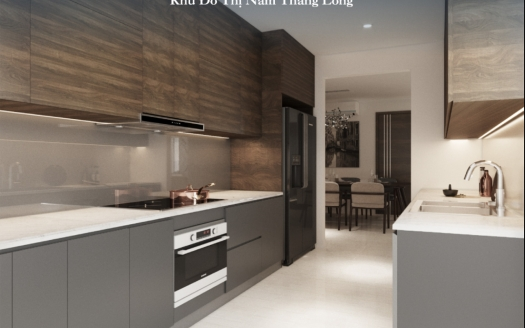 Ciputra the Link345 apartment for sale kitchen