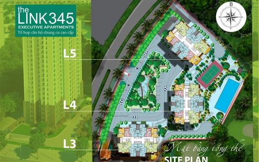 siteplan numbered L345