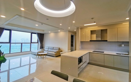 3 bedroom apartment for rent in Starlake Ngoai Giao Doan