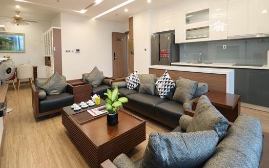 4 bedroom apartment at high floor M1 tower Vinhomes Metropolis