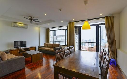Duplex apartment Hanoi