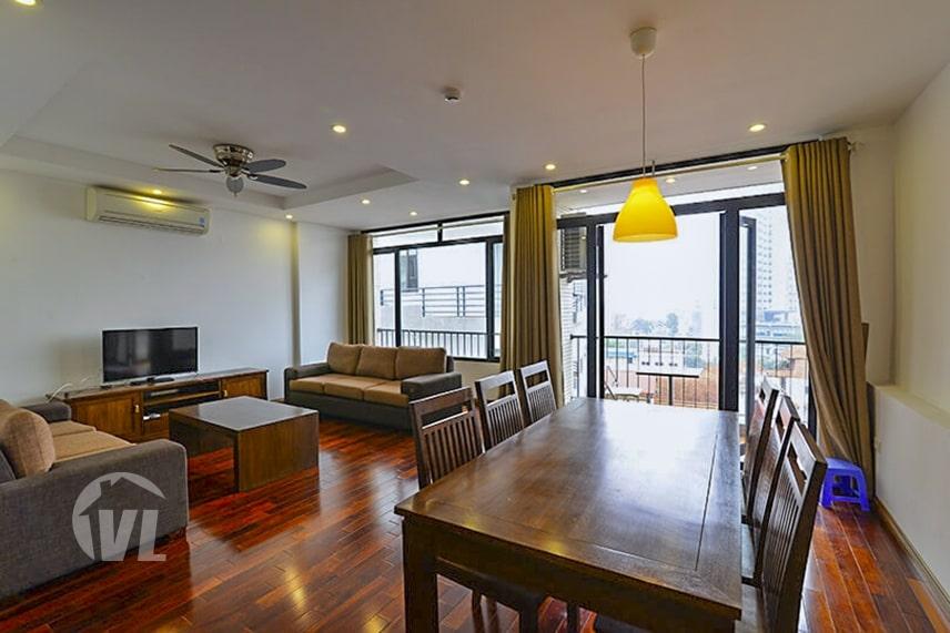 222 Duplex apartment Hanoi