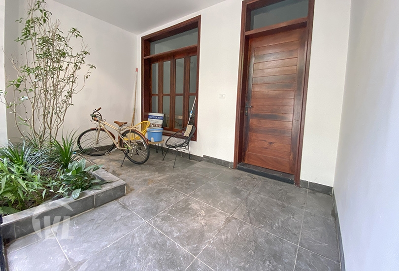 333 Brand-new 2 bed furnished house to lease in Tay Ho district