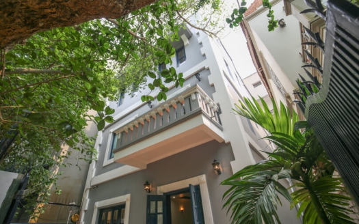 Charming house to rent next to the LFAY Hanoi Long Bien