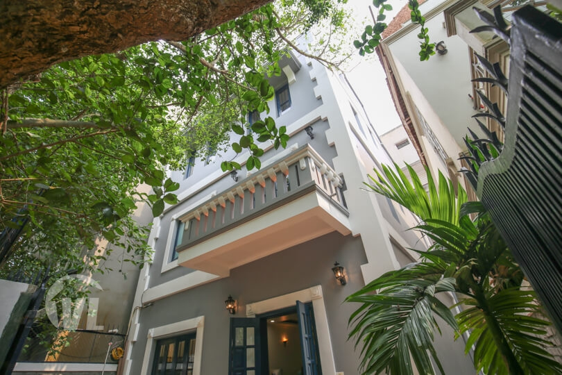 222 Charming house to rent next to the LFAY Hanoi Long Bien