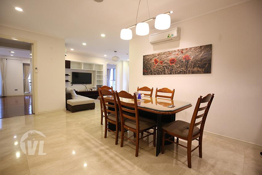 222 Corner 3 bedroom apartment at L1 tower Ciputra