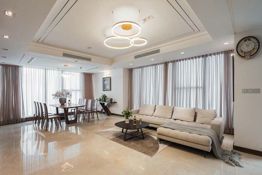 222 Unique High-end 250m apartment at Sunshine City with stunning view
