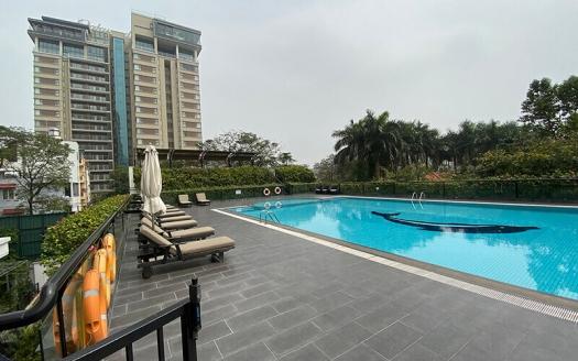 serviced apartment elegant suites west lake
