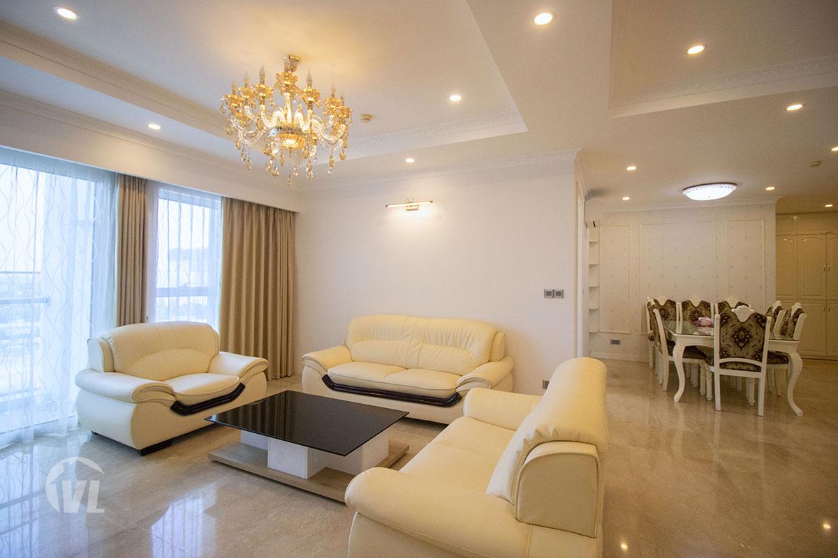 222 Ciputra 154m 3 bedroom apartment at L1 tower