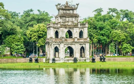 Hanoi green