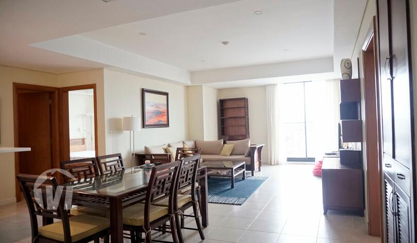 222 Hanoi Pacific Place apartment to rent 2 bedrooms Hoan Kiem