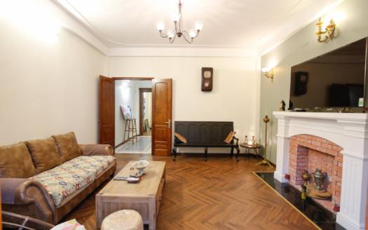 Living interior of apartment in vietnam