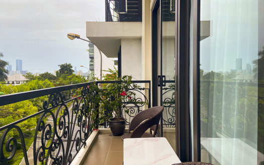 Tu Hoa 2 bedroom apartment for rent