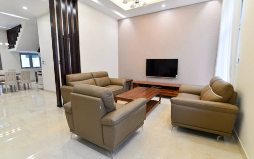 New furnished house to lease in Vinhomes Harmony Hanoi